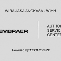 CERTIFICATE EMBRAER FULL AUTHORIZED SERVICE CENTER